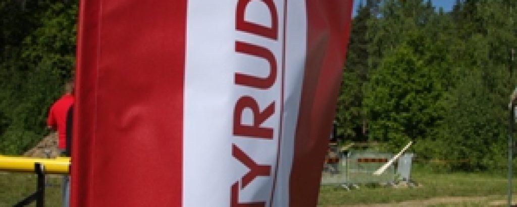 Vi flaggar för Styrud