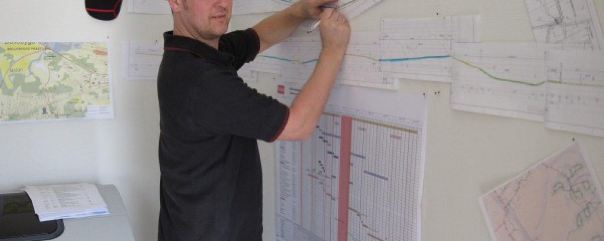 Mathias Jolgård, Styruds projektledare